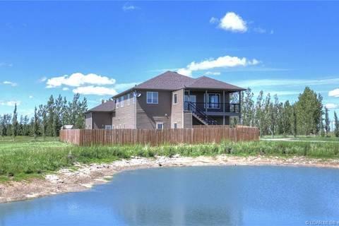 Home for sale at 75040 Highway 845  Rural Lethbridge County Alberta - MLS: LD0139767