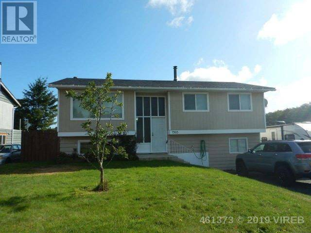House for sale at 7505 Carnarvon Rd Port Hardy British Columbia - MLS: 461373