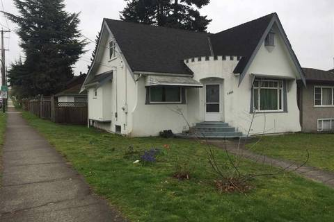 House for sale at 7506 Prince Edward St Vancouver British Columbia - MLS: R2359122