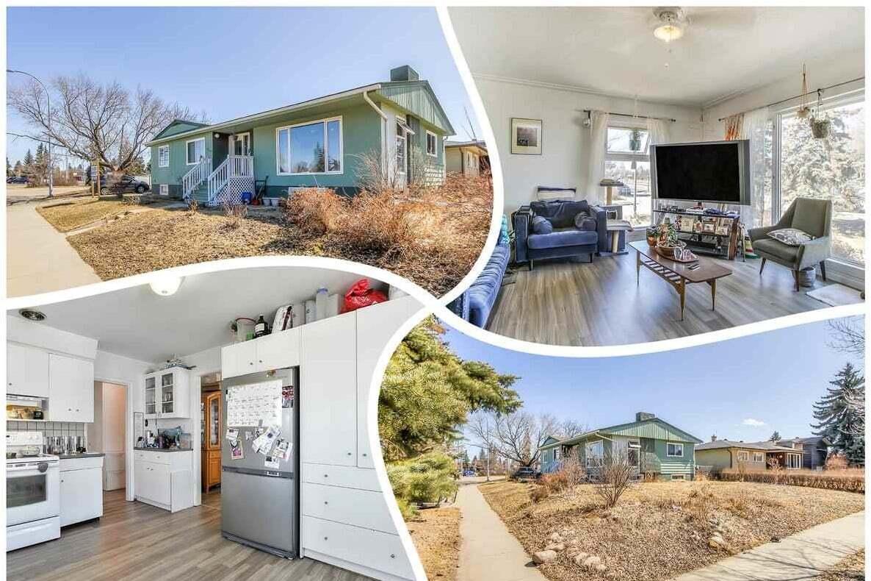 House for sale at 7507 98 Av NW Edmonton Alberta - MLS: E4195042