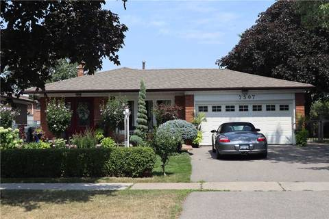 House for sale at 7507 Lully Ct Mississauga Ontario - MLS: W4541258