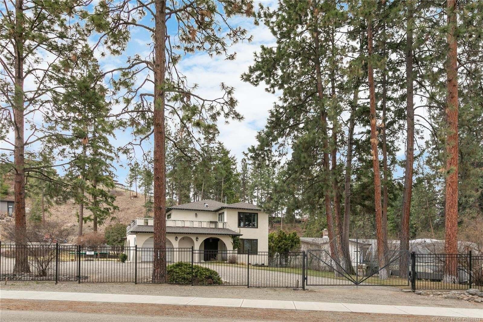House for sale at 751 Barnaby Rd Kelowna British Columbia - MLS: 10202174