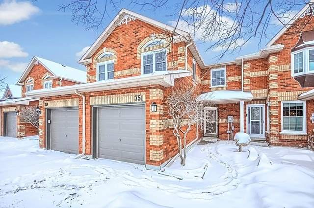 For Sale: 751 Caradonna Crescent, Newmarket, ON | 3 Bed, 3 Bath Townhouse for $559,000. See 20 photos!