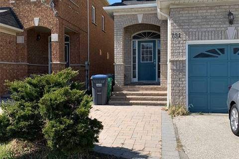 Townhouse for rent at 751 Ledbury Cres Mississauga Ontario - MLS: W4740368