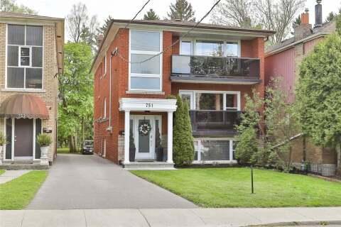 Townhouse for sale at 751 Merton St Toronto Ontario - MLS: C4769659
