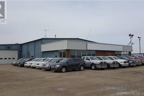 Commercial property for sale at 7510 100 Ave Peace River Alberta - MLS: GP205982