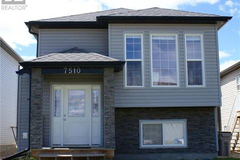 Townhouse for sale at 7510 115a St Grande Prairie Alberta - MLS: GP206081