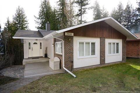 House for sale at 7510 Crowfoot Dr Anglemont British Columbia - MLS: 10179721