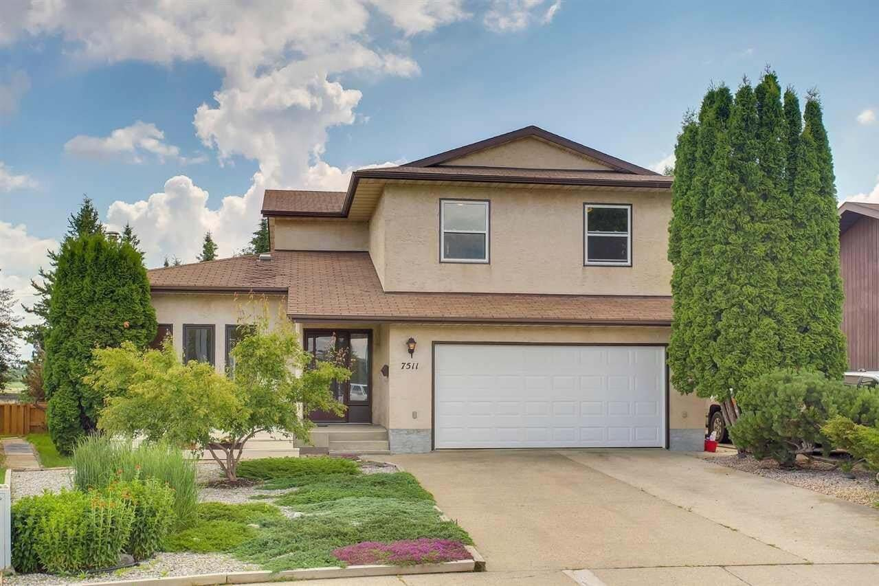 House for sale at 7511 10 Av NW Edmonton Alberta - MLS: E4204607