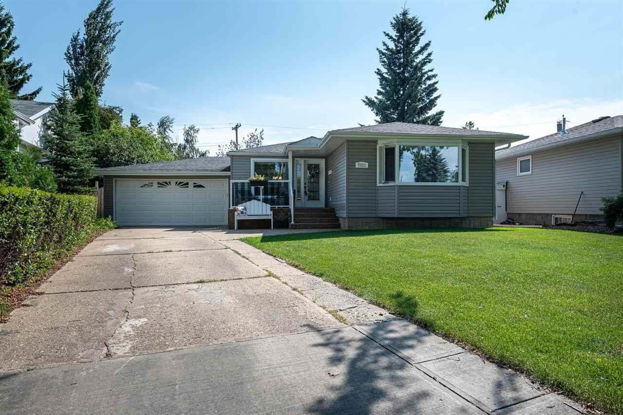 House for sale at 7511 96 Av NW Edmonton Alberta - MLS: E4208684