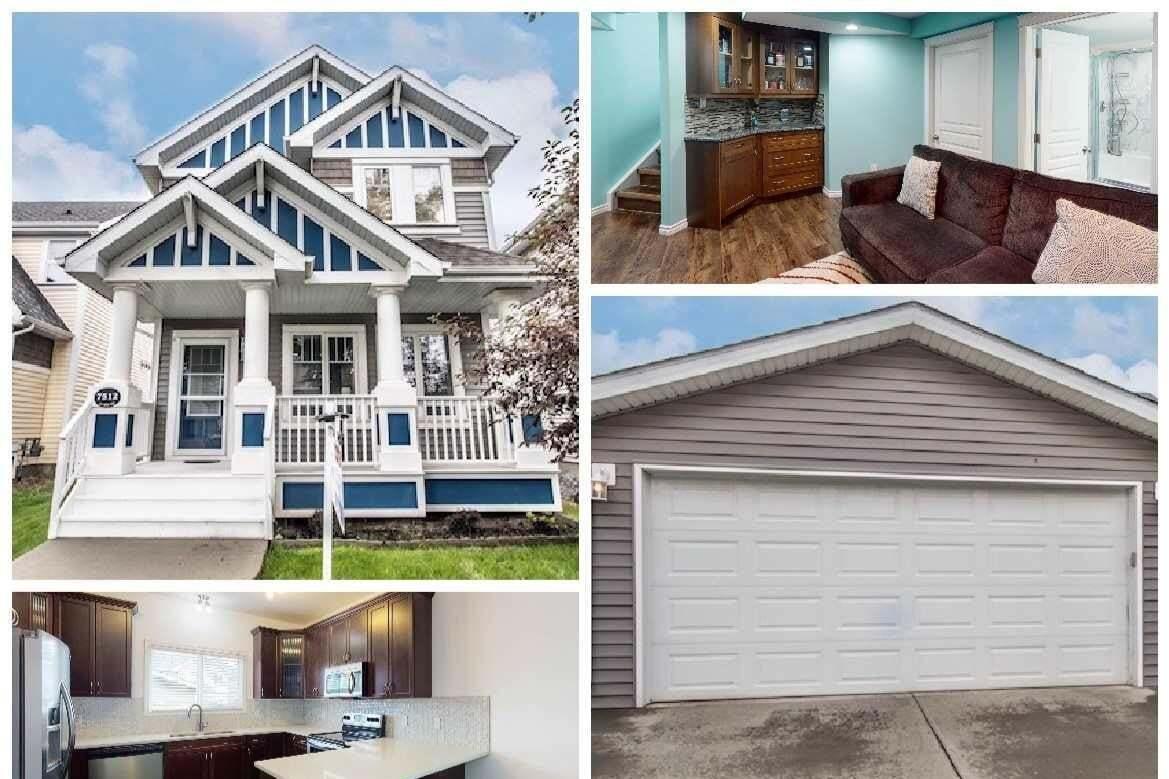 House for sale at 7512 11 Av SW Edmonton Alberta - MLS: E4204347