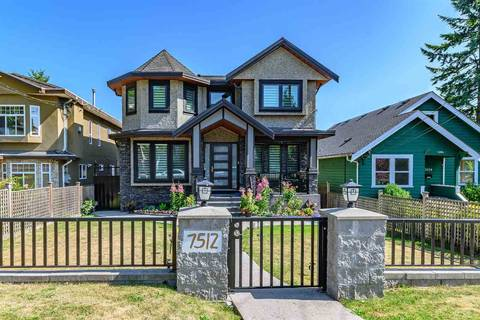 House for sale at 7512 14th Ave Burnaby British Columbia - MLS: R2418785