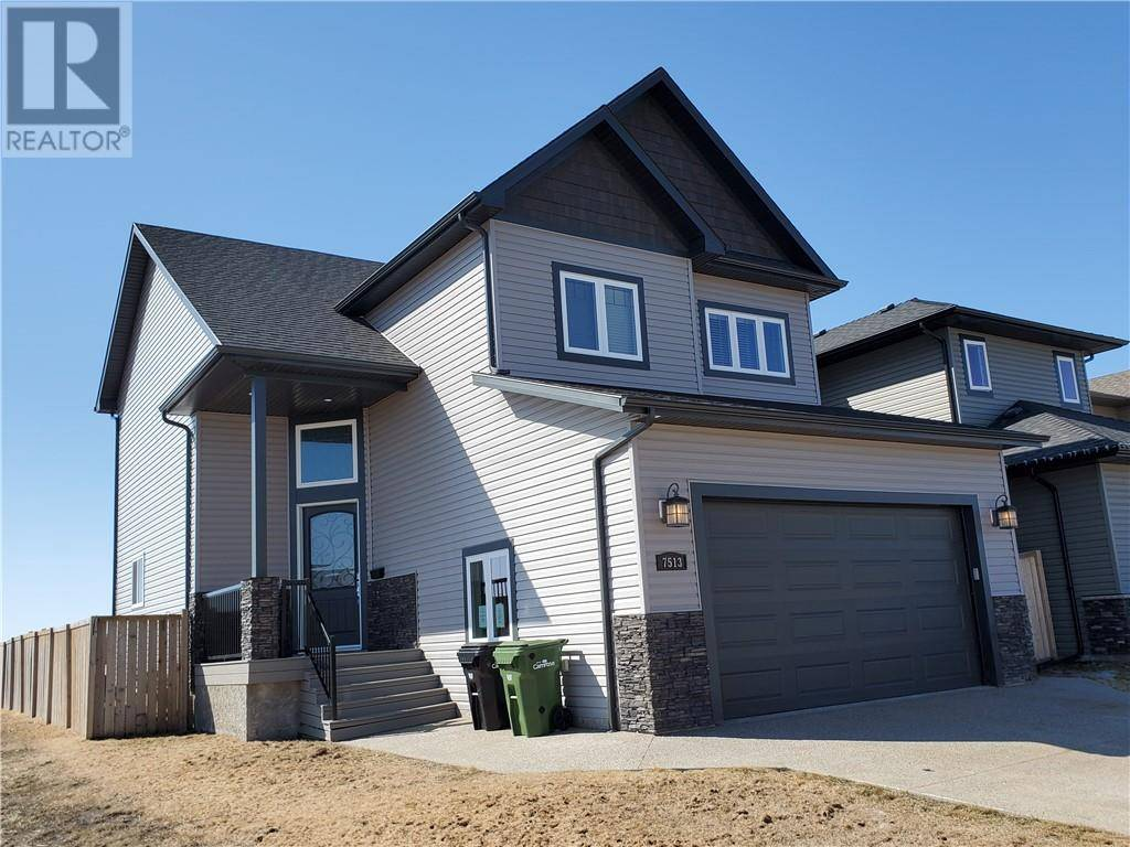 House for sale at 7513 37a Ave Camrose Alberta - MLS: ca0188743