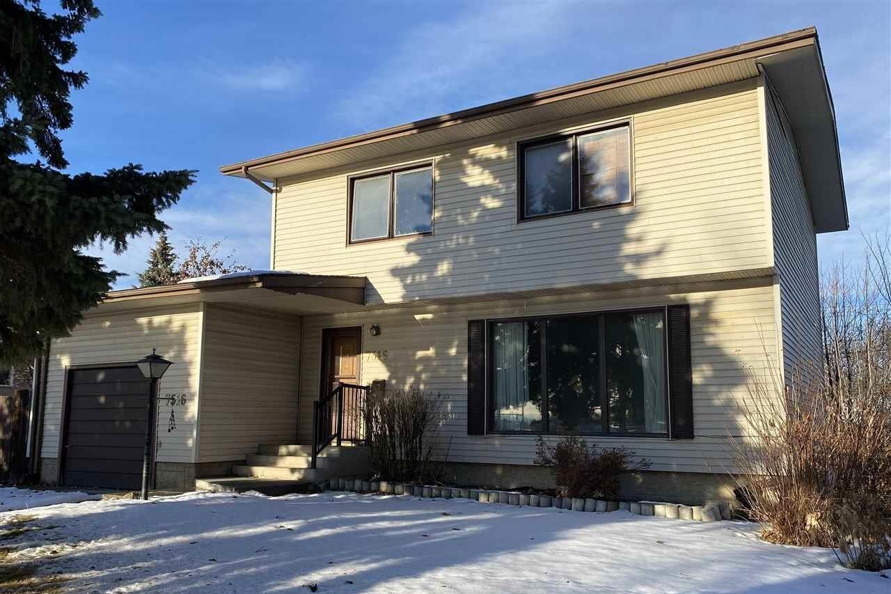 House for sale at 7516 131a Av NW Edmonton Alberta - MLS: E4222908