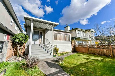 House for sale at 7520 Main St Vancouver British Columbia - MLS: R2351621
