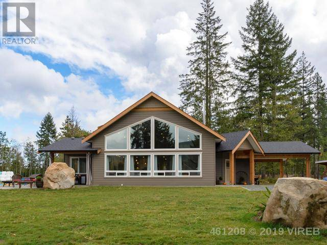 House for sale at 7520 Sturgess Rd Black Creek British Columbia - MLS: 461208