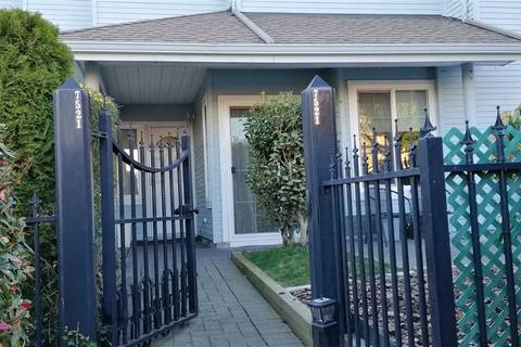 Townhouse for sale at 7521 Manitoba St Vancouver British Columbia - MLS: R2422767