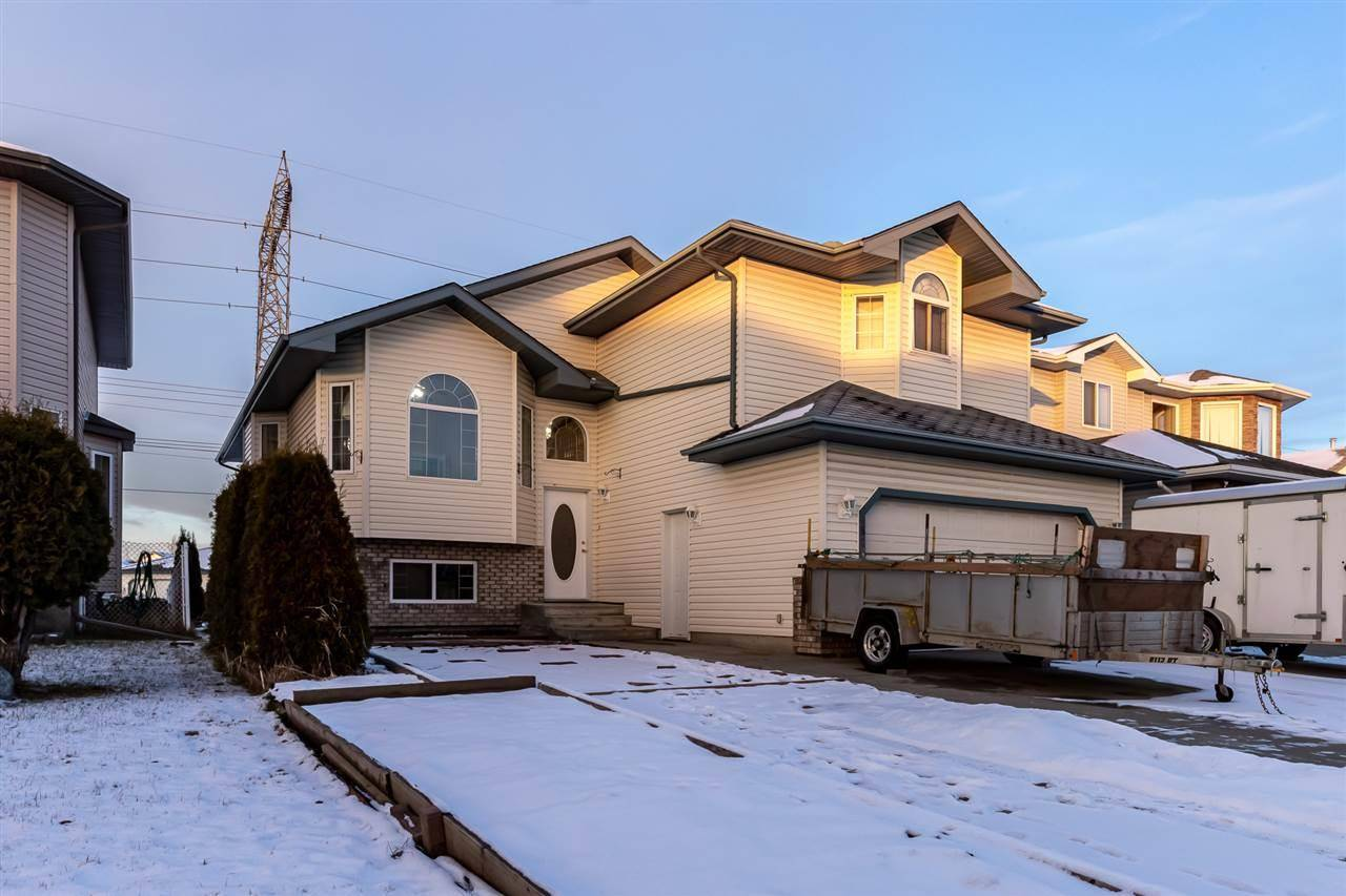 House for sale at 162 Ave. Ave Nw Unit 7524 Edmonton Alberta - MLS: E4181282