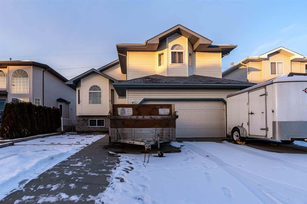 House for sale at 7524 162 Av NW Edmonton Alberta - MLS: E4195626