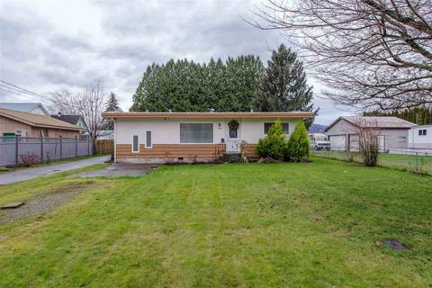 House for sale at 7525 Melville St Sardis British Columbia - MLS: R2356132