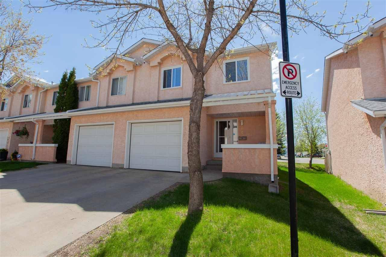 Townhouse for sale at 7527 188 St Nw Edmonton Alberta - MLS: E4157822