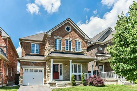 House for sale at 753 Hammersly Blvd Markham Ontario - MLS: N4518287