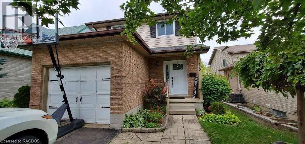 House for sale at 753 Mackendrick Dr Kincardine Ontario - MLS: 220841