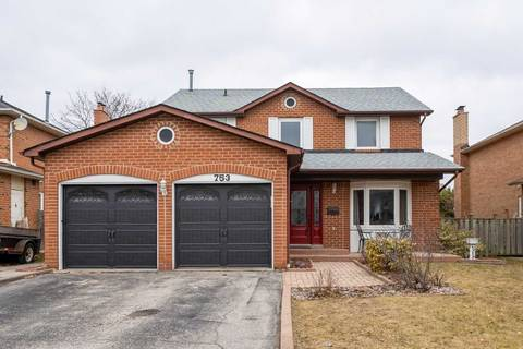 House for sale at 753 Stonepath Circ Pickering Ontario - MLS: E4731126
