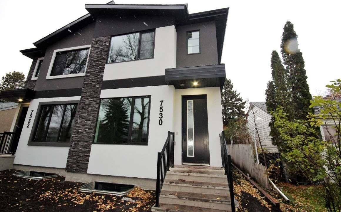 Townhouse for sale at 7530 79 Ave Nw Edmonton Alberta - MLS: E4178763
