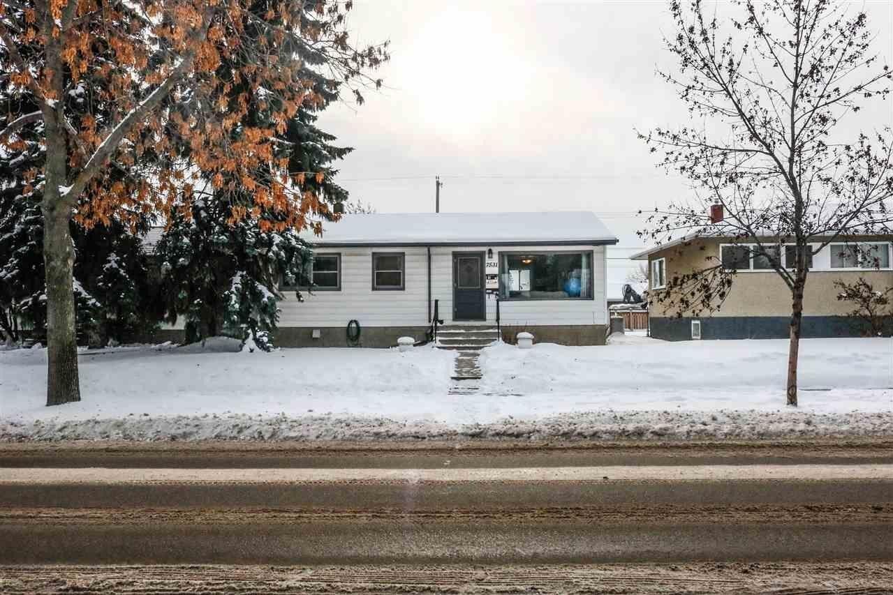 House for sale at 7531 76 Av NW Edmonton Alberta - MLS: E4221296