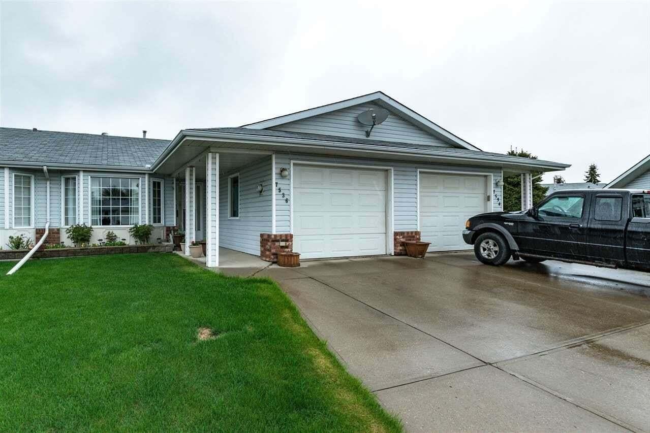 House for sale at 7536 137a Av NW Edmonton Alberta - MLS: E4198648