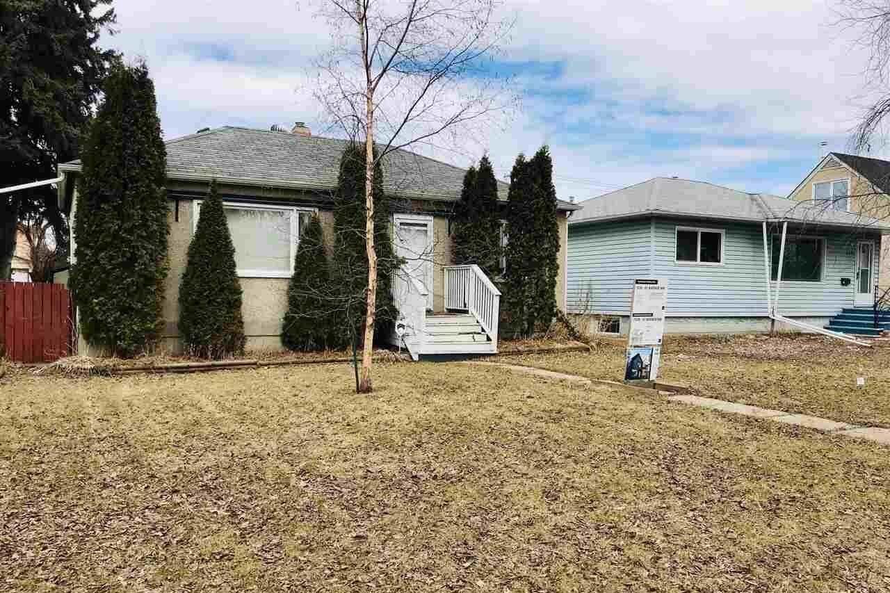 Home for sale at 7538 81 Av NW Edmonton Alberta - MLS: E4194424