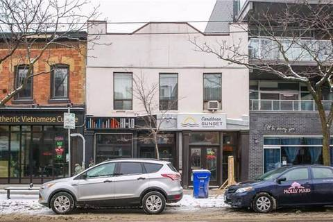 Commercial property for lease at 753 Queen St Toronto Ontario - MLS: E4461411
