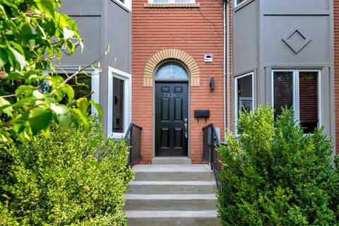 Townhouse for sale at 753 Shaw St Toronto Ontario - MLS: W4582850