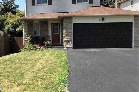 House for sale at 754 Greenbriar Dr Oshawa Ontario - MLS: E4535667