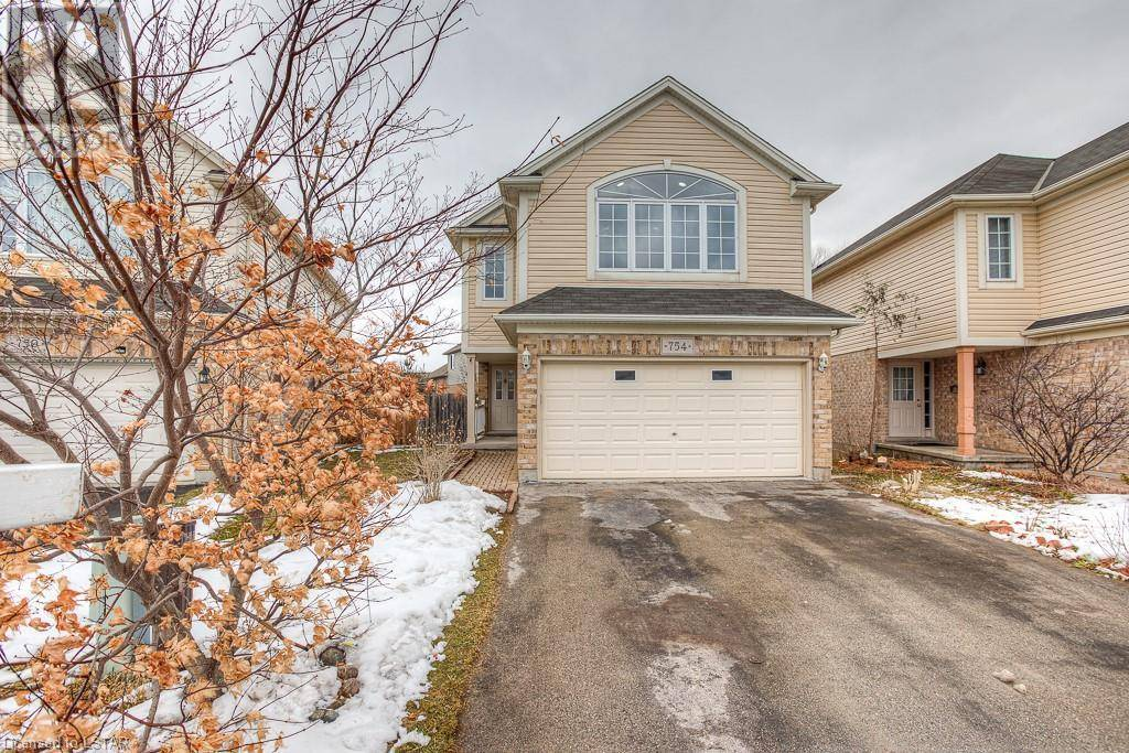 House for sale at 754 Hedgerow Pl London Ontario - MLS: 245665