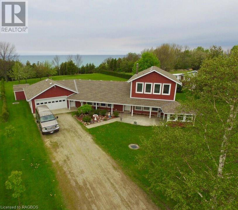 House for sale at 754 Lake Range Dr Huron-kinloss Ontario - MLS: 195449