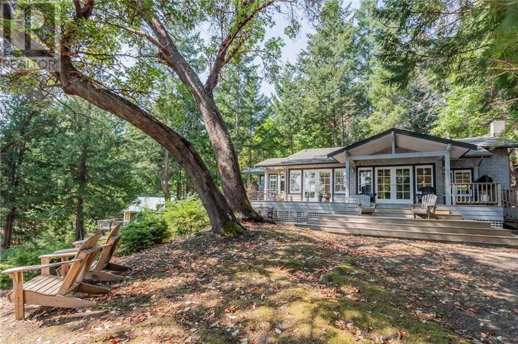House for sale at 754 Steward Dr Mayne Island British Columbia - MLS: 399646