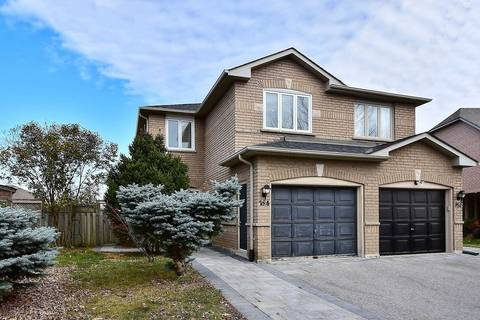 Townhouse for rent at 754 Walpole Cres Newmarket Ontario - MLS: N4680064