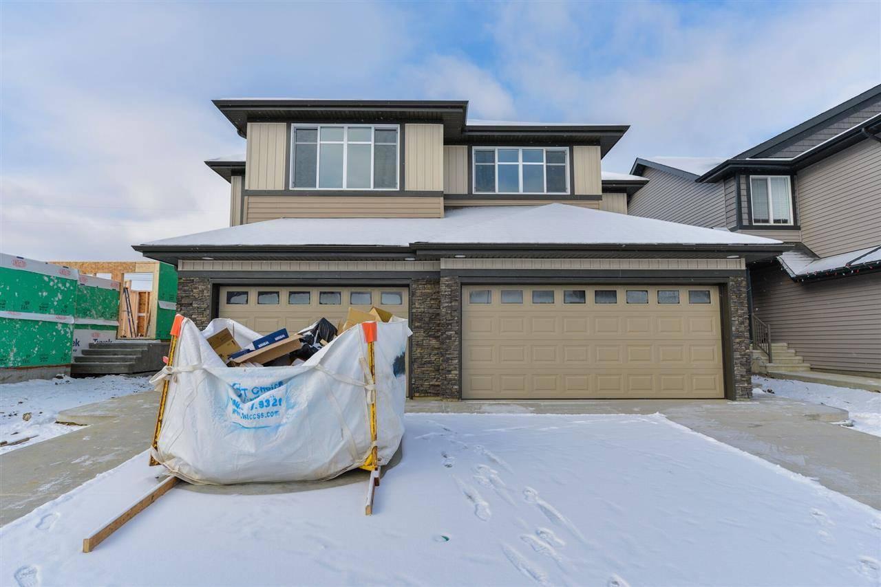 Townhouse for sale at 7542 Creighton Pl Sw Edmonton Alberta - MLS: E4181111
