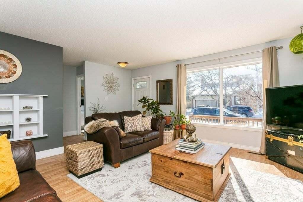 House for sale at 7544 152c Av NW Edmonton Alberta - MLS: E4192283