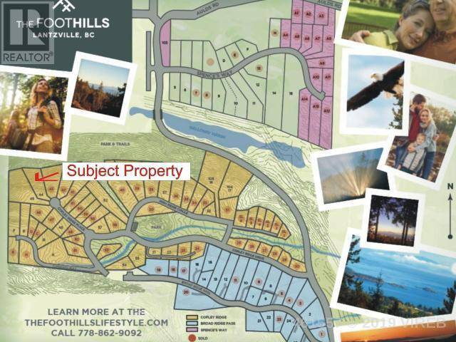 Residential property for sale at 7545 Copley Ridge Rd Unit lot-44 Lantzville British Columbia - MLS: 461557