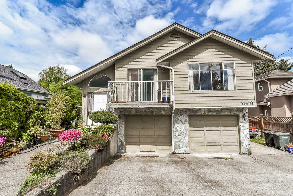 Sold: 7549 10th Avenue, Burnaby, BC