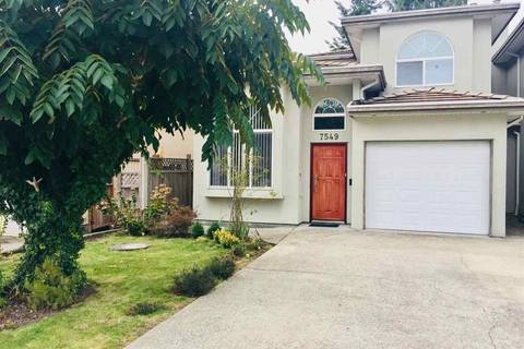 Townhouse for sale at 7549 16th Ave Burnaby British Columbia - MLS: R2420057