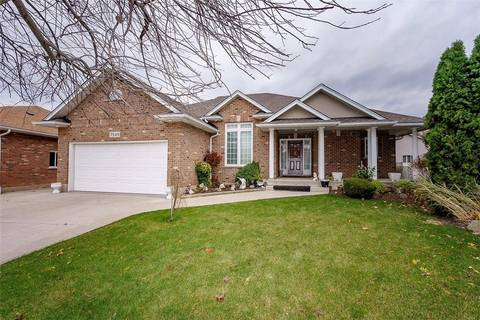 House for sale at 7549 Solomon Cres Niagara Falls Ontario - MLS: 30693856