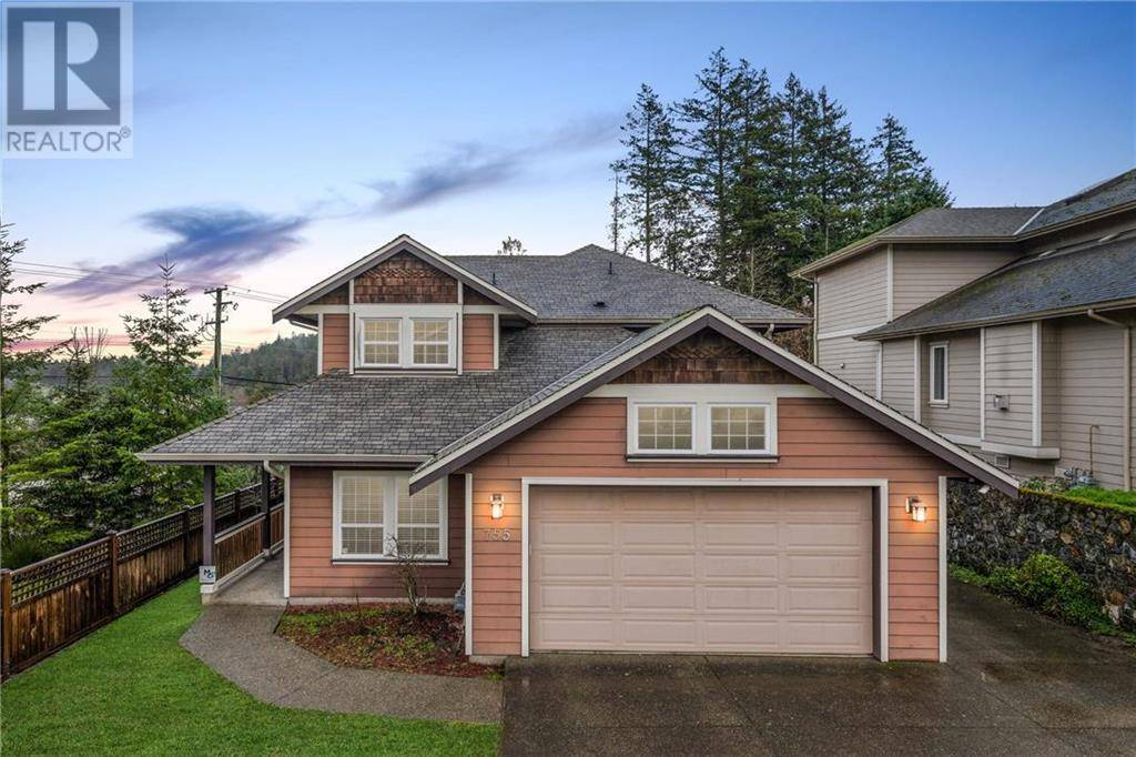 House for sale at 755 Bear Mountain Pw Victoria British Columbia - MLS: 420358