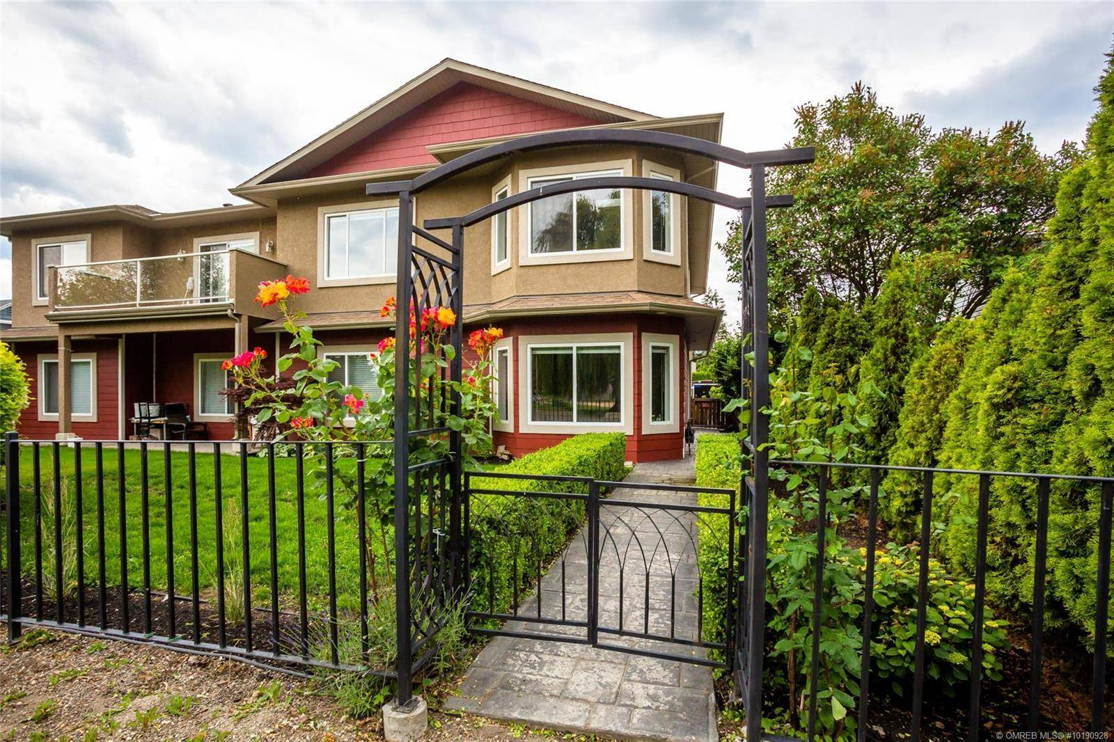 Townhouse for sale at 755 Birch Ave Kelowna British Columbia - MLS: 10190928