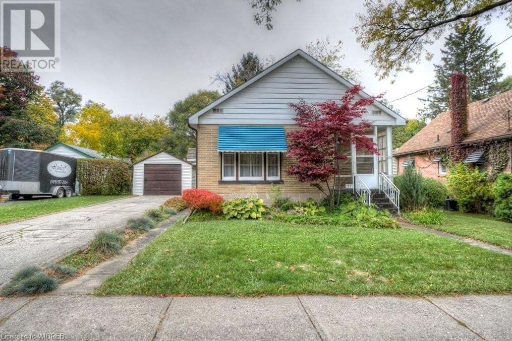 House for sale at 755 Grosvenor St Woodstock Ontario - MLS: 40035476