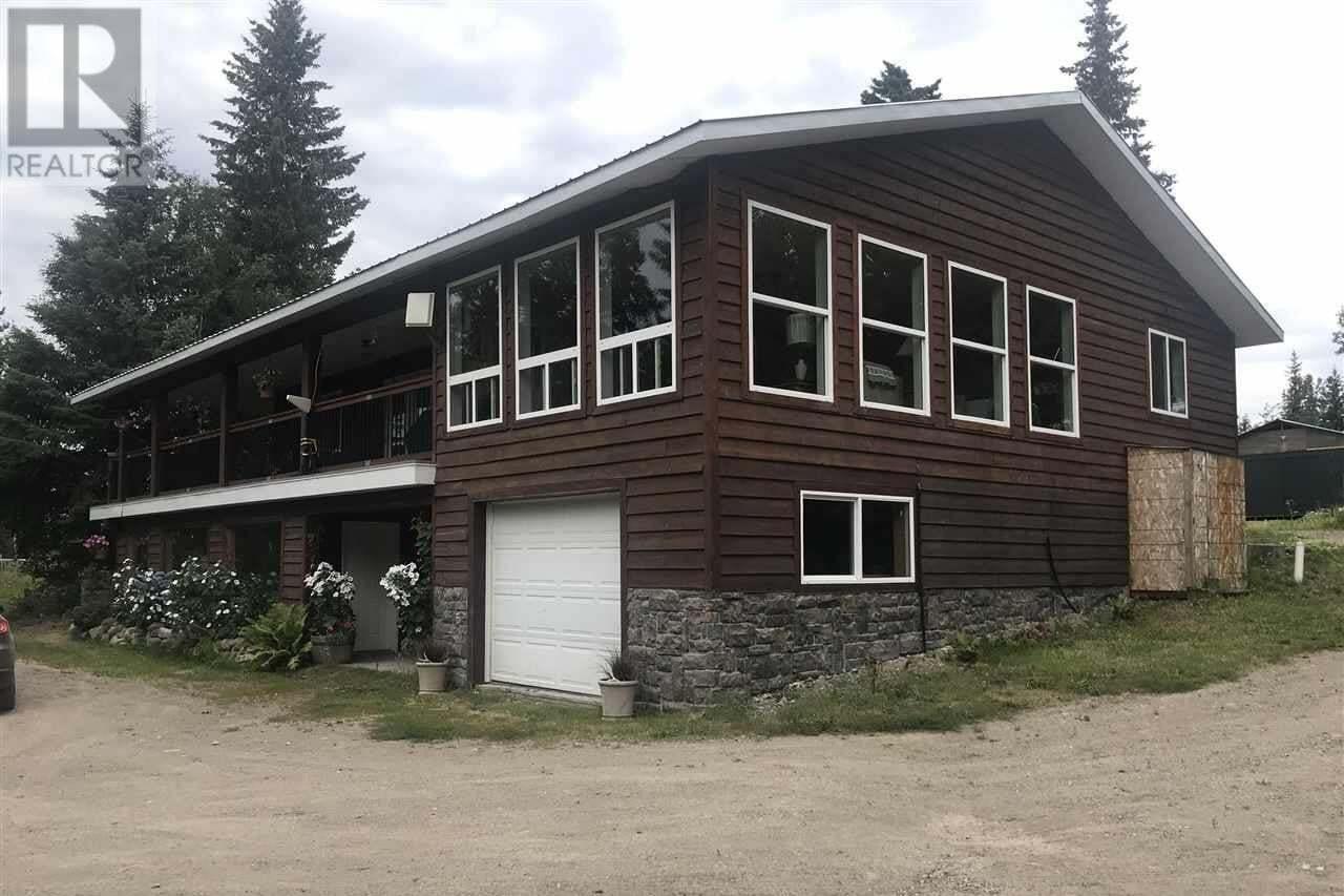 House for sale at 7550 Giesbrecht Pit Rd Vanderhoof British Columbia - MLS: R2449664