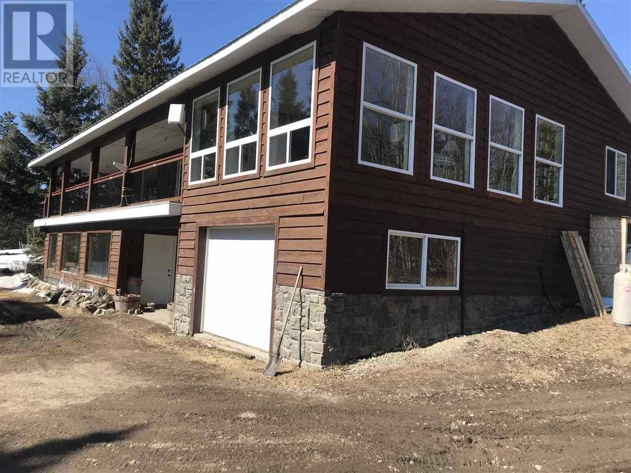 Home for sale at 7550 Giesbrecht Pit Rd Vanderhoof And Area (zone 56) British Columbia - MLS: C8031628